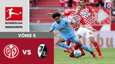 Mainz 05 - Freiburg - V5 - Bundesliga