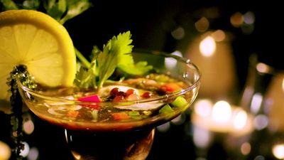 Cocktail Hàu