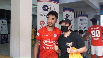 Mổ băng V.League | Màn trình diễn của Lee Nguyễn và Sầm Ngọc Đức