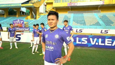 Mổ băng V.League | Những đợt tấn công của CLB Hà Nội trước CLB Sài Gòn