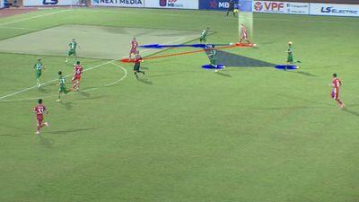 Mổ băng V.League   Viettel đã khai thác điểm yếu CLB Sài Gòn như thế nào?