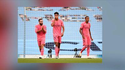 Man City thắng thuyết phục Real Madrid