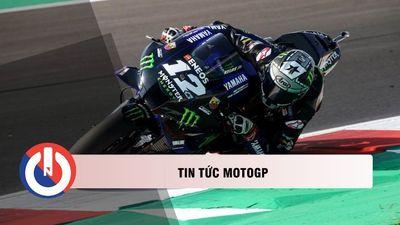 MotoGP Emilia Romagna: Vinales giành pole