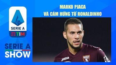 Marko Pjaca và cảm hứng đến từ Ronaldinho | Serie A Show