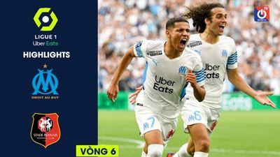 Marseille - Rennes - V6 - Ligue 1