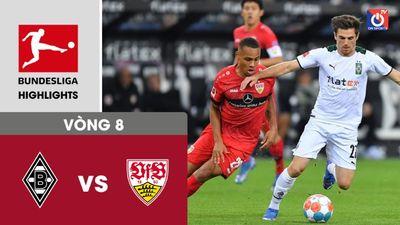 Monchengladbach - VFB Stuttgart - V8 - Bundesliga