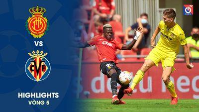 Mallorca - Villarreal - V5 - La Liga