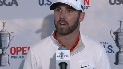 Matthew Wolff dẫn đầu sau vòng 3 US Open