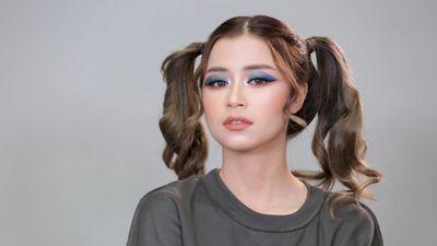 Makeup Xanh Dương Nổi Bật