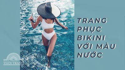 Tạo Màu Sắc Cho Bản Vẽ Minh Họa Trang Phục Bikini