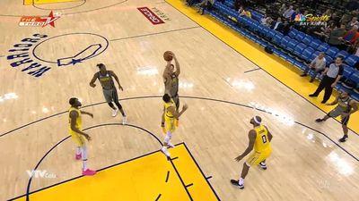 Golden State vs Indiana (NBA 18/19 Regular Season - Game 133)