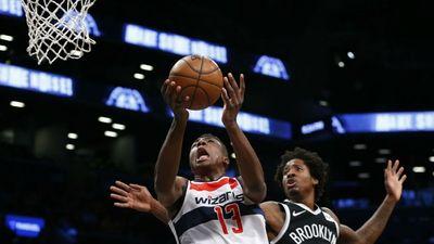 NBA: Brooklyn Nets 118-110 Washington Wizards