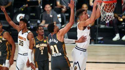 NBA: Denver Nuggets 121-113 Oklahoma City Thunder
