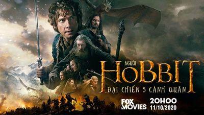 Trailer Người Hobbit: Đại Chiến 5 Cánh Quân