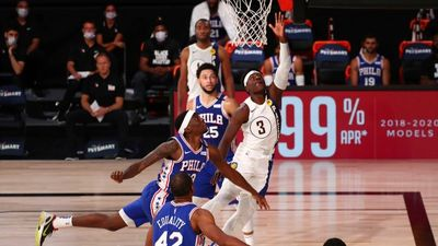 NBA: Indiana Pacers 127-121 Philadelphia 76ers