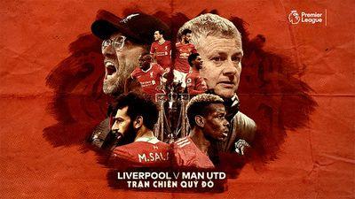 """Manchester United Đã Tiễn Liverpool """"Về Với Đất"""" Như Thế Nào"""
