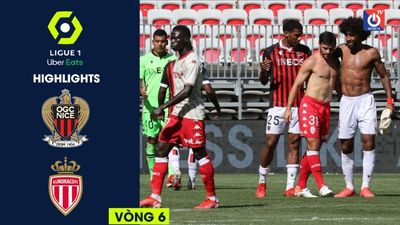 Nice - Monaco - V6 - Ligue 1