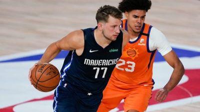NBA: Phoenix Suns 117-115 Dallas Mavericks