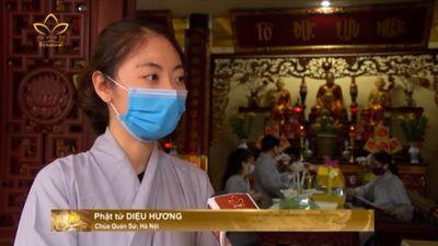 Những Phật Tử Trẻ Tham Gia Đẩy Lùi Đại Dịch