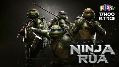 Trailer Ninja Rùa