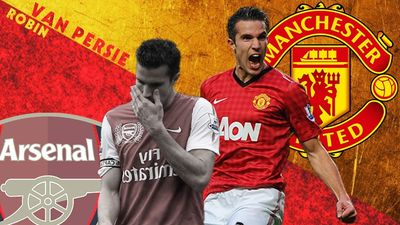 Van Persie Bị Vợ Đẩy Sang Manchester United