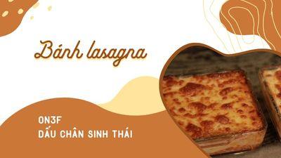Bánh Lasagna