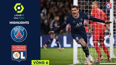 PSG - Lyon - V6 - Ligue 1