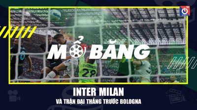 Phân tích trận đại thắng của Inter trước Bologna | Mổ băng