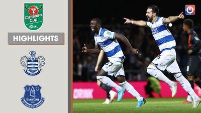 Queens Park Rangers - Everton - Vòng 3 - Carabao Cup