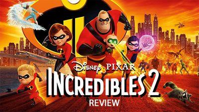 Review Phim Gia Đình Siêu Nhân 2 - The Incredibles (2018)