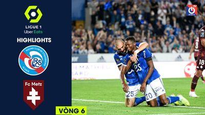 Strasbourg - FC Metz - V6 - Ligue 1