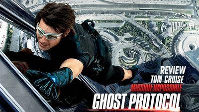 Tóm Tắt Phim Mission Impossible 4 - Chiến Dịch Bóng Ma