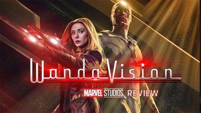 Tóm Tắt TV Series Phim WandaVision