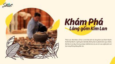Khám Phá Làng Gốm Kim Lan