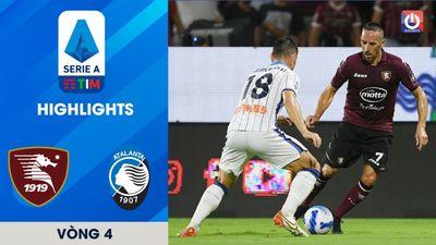 Salernitana - Atalanta - V4 - Serie A