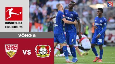 Stuttgart - Bayer Leverkusen - V5 - Bundesliga
