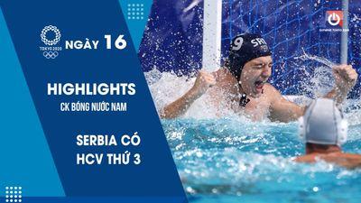 Serbia bảo vệ thành công ngôi vô địch