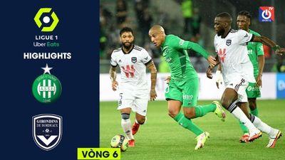 Saint-Etienne - Bordeaux - V6 - Ligue 1