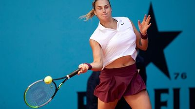 Sabalenka lọt vào bán kết Madrid Open
