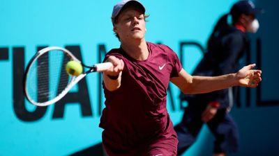 Sinner sớm dừng bước tại Madrid Open