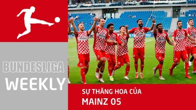 Sự thăng hoa của Mainz 05 | Bundesliga Weekly