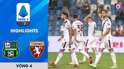 Sassuolo - Torino - V4 - Serie A