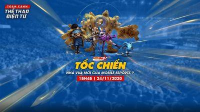 TCTTDT #32 | LIÊN MINH: Nhà vua mới của Mobile Esports???