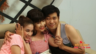 Tập 244 - Người Thừa Kế