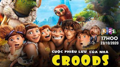 Trailer Cuộc Phiêu Lưu Của Nhà Croods