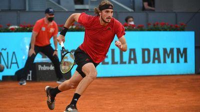Tsitsipas dễ dàng vào vòng 3 Madrid Open