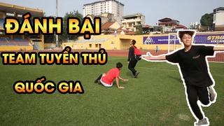 Team Duy Trung đánh bại Team Tuyển thủ Quốc gia Phan Văn Đức