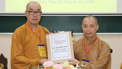 Tiền Giang: 33 Tăng Ni Thi Tuyển Cao Đẳng Phật Học