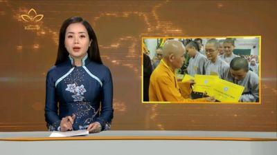 TT-Huế: 126 Tăng Ni Sinh Tốt Nghiệp Trung Cấp Phật Học