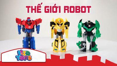 Thế Giới Robot